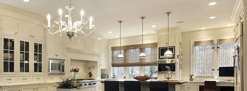 Kitchen lighting design rensen house of lights for Kitchen design lighting