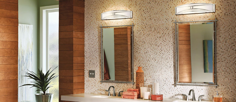 Make your bathroom a haven with the right lighting