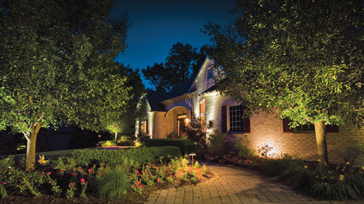 Big Outdoor Lights Outdoor home lighting tips lightstyle of orlando outdoor lighting enhances the beauty of your property makes your home safer and more secure and increases the number of pleasurable hours you spend workwithnaturefo