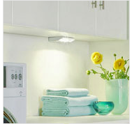 LED lighting in a laundry room – RensenHouseOfLights.com
