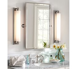 Bathroom Lighting For Makeup perfect bathroom lighting – perfect makeup! | rensen house of lights