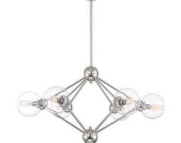 savoy house bonn 6-light chandelier