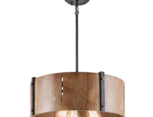3 Rustic Pendant Lighting Options for Your Earthy Kitchen