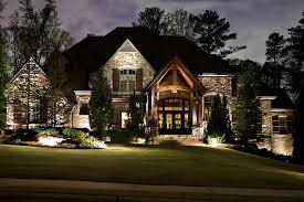 landscape lighting Kansas city