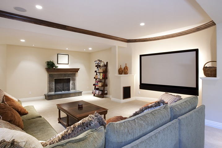 How To Light Your Home Theater Rensen House Of Lights