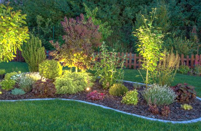 Garden Lighting Tips Rensen House Of Lights